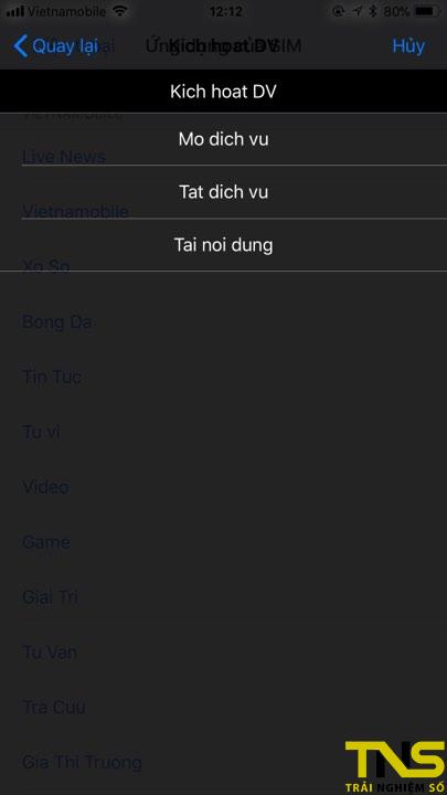 """thanh sim spam tin 4 - """"Thánh SIM"""" Vietnamobile liên tục spam tin, làm sao để chặn?"""