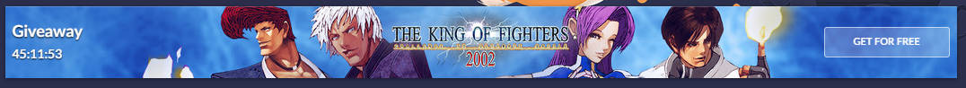 the king of fighters 2002 - Đang miễn phí game The King of Fighters 2002, mời bạn tải về