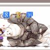 """theme dog 100x100 - Theme """"cún yêu"""" cho Chrome chào mừng Tết 2018"""