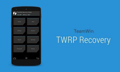 twrp recovery featured 400x240 - TWRP chính thức hỗ trợ Galaxy S4 Mini, A3 & A5 (2016), Moto Z2 Force và Xperia Tablet Z