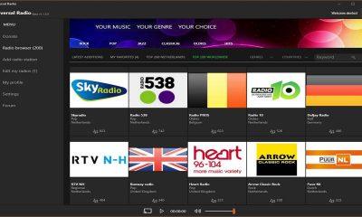 universal radio 400x240 - Nghe 5.500 kênh radio miễn phí trên Windows 10 và điện thoại