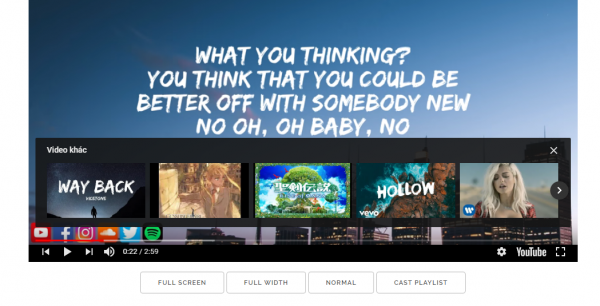 2018 03 19 13 00 28 600x306 - Cách chuyển playlist nhạc của Spotify thành playlist YouTube và ngược lại