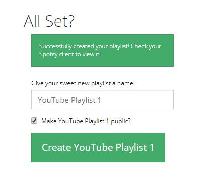 2018 03 19 14 14 35 - Cách chuyển playlist nhạc của Spotify thành playlist YouTube và ngược lại