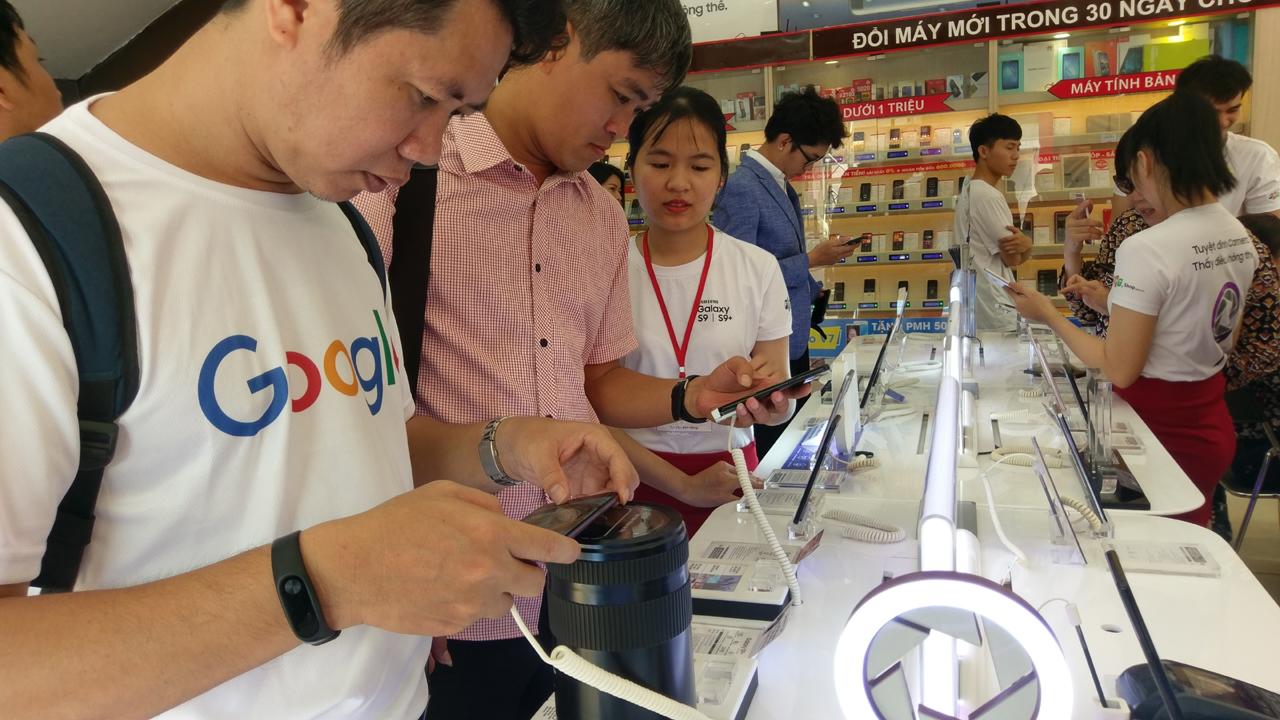 IMAG0787 - FPT Shop chính thức mở bán Galaxy S9/S9+ trên toàn quốc