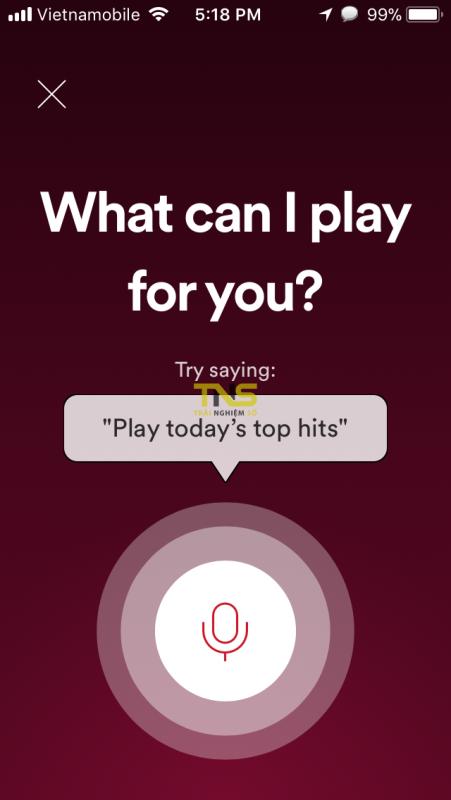 IMG 0405 451x800 - Trải nghiệm thử tính năng tìm kiếm bằng giọng nói trên Spotify
