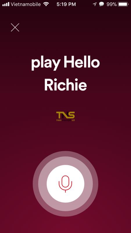 IMG 0406 451x800 - Trải nghiệm thử tính năng tìm kiếm bằng giọng nói trên Spotify