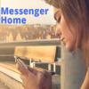 Messenger Home 100x100 - Messenger Home: Trình launcher tin nhắn độc đáo trên Android