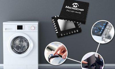 PIC16F18446 application image 400x240 - Microchip ra mắt hai dòng vi điều khiển mới có lõi ngoại vi độc lập (CIP) và Analog thông minh (IA)