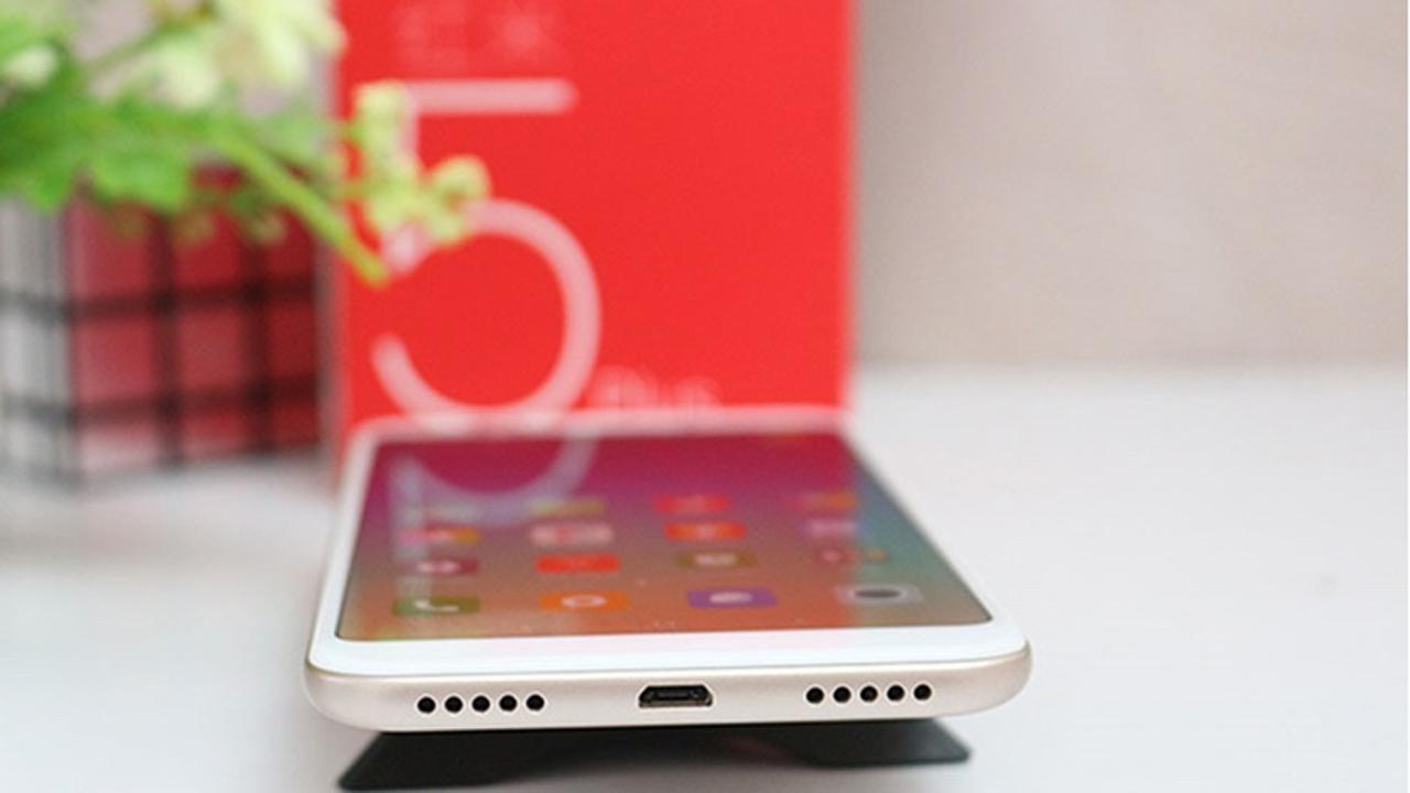 Redmi 5 Plus - Xiaomi Redmi 5 Plus bán độc quyền tại FPT Shop có gì khác với Thế giới Di động?