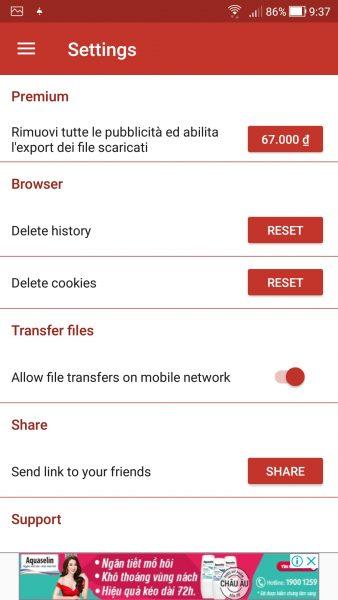 Screenshot 20180308 093725 338x600 - Cách xài chung Dropbox, Google Drive, OneDrive cùng một nơi trên Android