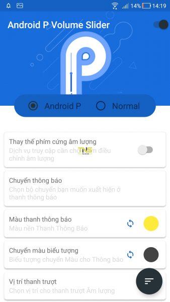 Screenshot 20180324 141949 338x600 - Mang tính năng điều chỉnh âm lượng Android P lên Android 4.1 trở lên