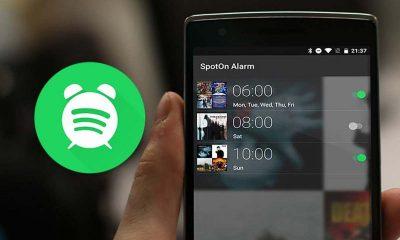SpotOn Timer 400x240 - SpotOn Timer: Dùng nhạc Spotify ru ngủ và báo thức trên Android