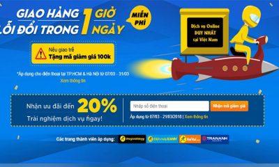 """TGDD 400x240 - Thế giới Di động triển khai chương trình mua online """"Giao hàng 1 giờ, lỗi đổi trong 1 ngày"""" dành cho smartphone"""