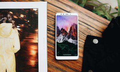 Xiaomi Redmi 5 Plus 3 400x240 - FPT Shop mở đợt đặt mua lần 2 dành cho Xiaomi Redmi 5 Plus