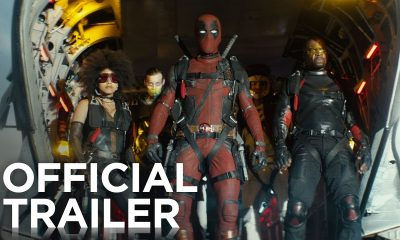 deadpool2 featured 400x240 - Trailer phim chiếu rạp: Deadpool 2