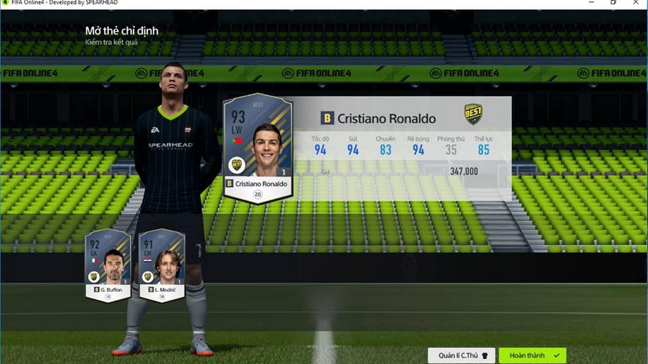 Tổng hợp các lỗi FIFA Online 4 và cách khắc phục