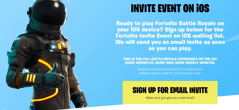 Fortnite Battle Royale đang cho đăng ký trải nghiệm sớm, mời bạn tham gia