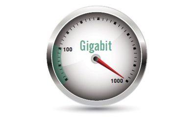 gigabit 400x240 - Nokia cộng tác với Facebook mở rộng hệ sinh thái giải pháp Truy cập Cố định Không dây ở băng tần trên 60 GHz