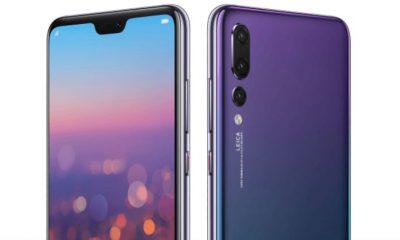 huawei p20 1 400x240 - Bộ đôi Huawei P20 và P20 Pro ra mắt, 3 camera mặt sau, giá từ 18.3 triệu đồng
