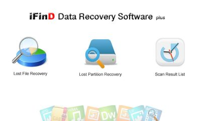 ifind data recovery featured 400x240 - Đang miễn phí ứng dụng phục hồi dữ liệu iFind Data Recovery giá 70USD