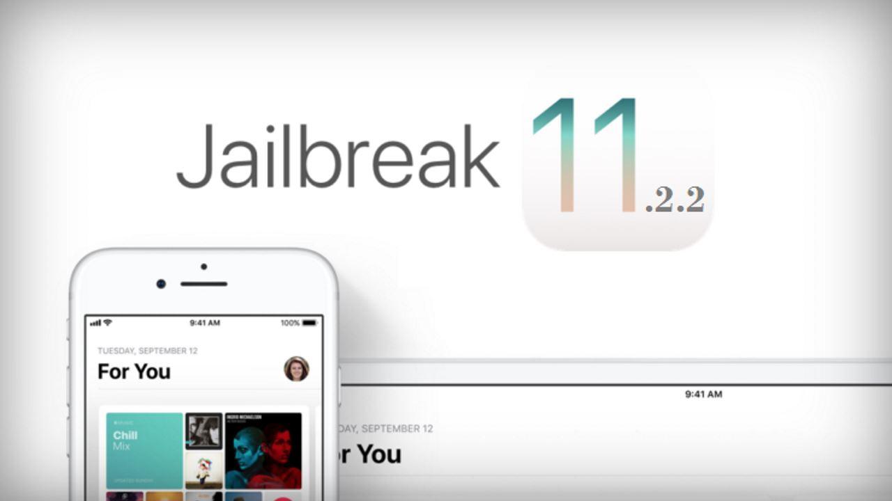 Ios 11 2 2 jailbreak