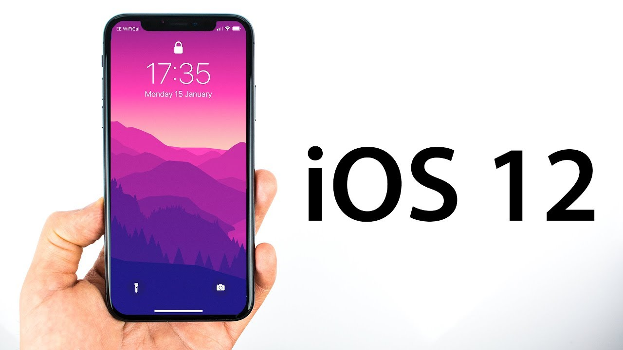 ios 12 featured - iOS 12 beta 1 ra mắt ngày 5/6