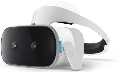Lenovo Mirage Solo headset Daydream VR