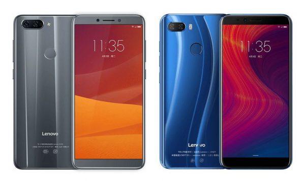 lenovo smartphone k5 k5 play 600x357 - Lenovo ra mắt 3 mẫu điện thoại camera kép mới tại thị trường Trung Quốc
