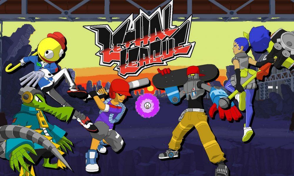 lethal league featured 1000x600 - Đang miễn phí tựa game đối kháng Lethal League, giá gốc 160.000đ