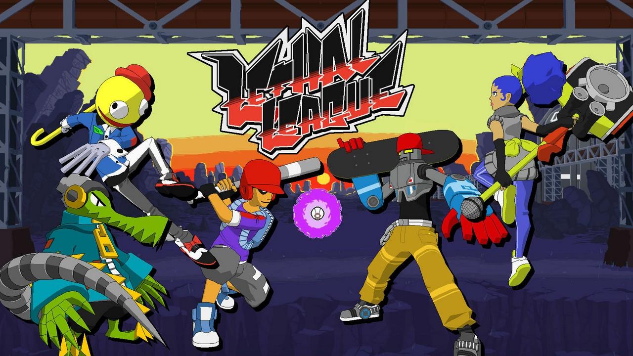 lethal league featured - Đang miễn phí tựa game đối kháng Lethal League, giá gốc 160.000đ