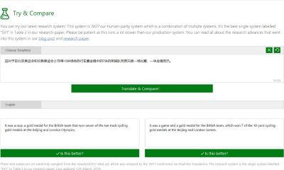 microsoft translator by ai featured 400x240 - Công nghệ máy dịch của Microsoft đạt bước tiến đột phá khi dịch tiếng Trung sang tiếng Anh