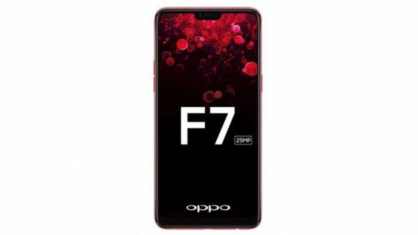"""oppo f7 india 600x346 1 600x338 - Smartphone OPPO F7 """"tai thỏ"""" ra mắt tại Việt Nam vào tháng 4"""