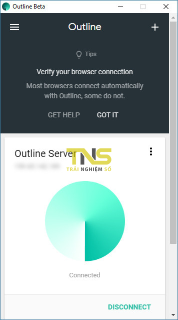 outline 14 - Hướng dẫn bạn tự cài đặt một VPN riêng miễn phí với Outline