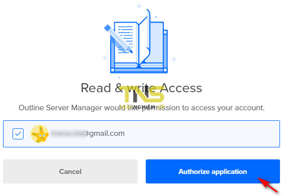 outline 7 - Hướng dẫn bạn tự cài đặt một VPN riêng miễn phí với Outline