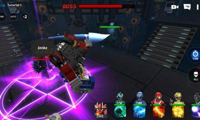 power ranger rpg 2 400x240 - Đã có Power Rangers: RPG cho Android, mời bạn trải nghiệm