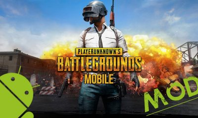 PUBG Mobile Android mod hack