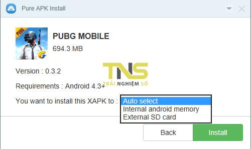 Hướng dẫn cách cài đặt file XAPK lên máy Android 6