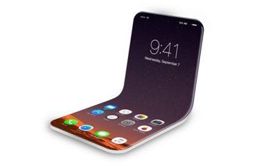 smartphone man hinh deo 400x240 - Hết Apple, Samsung, đến Huawei hứng thú với smartphone màn hình dẻo