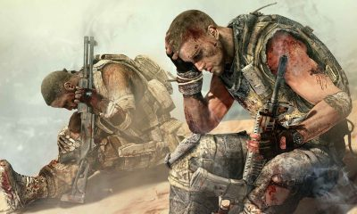 """spec ops the line featured 400x240 - Đang miễn phí game """"khủng"""" Spec Ops: The Line, giá gốc 510.000đ"""