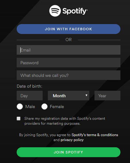 spotify 4 - Trải nghiệm dịch vụ Spotify vừa ra mắt tại Việt Nam