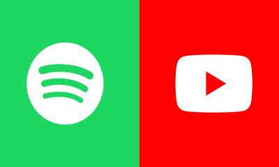 spotify youtube 400x240 - Cách chuyển playlist nhạc của Spotify thành playlist YouTube và ngược lại