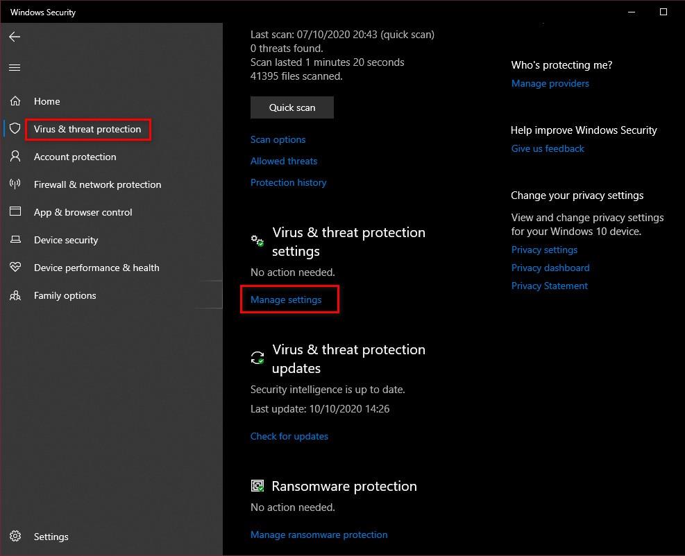 7 cách tắt Windows Defender trong Win 10 cực dễ 16