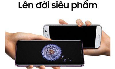 thu cu doi moi tgdd 400x240 - Từ 16/3, TGDĐ tiến hành Thu cũ - đổi mới,lên đời Galaxy S9/S9+