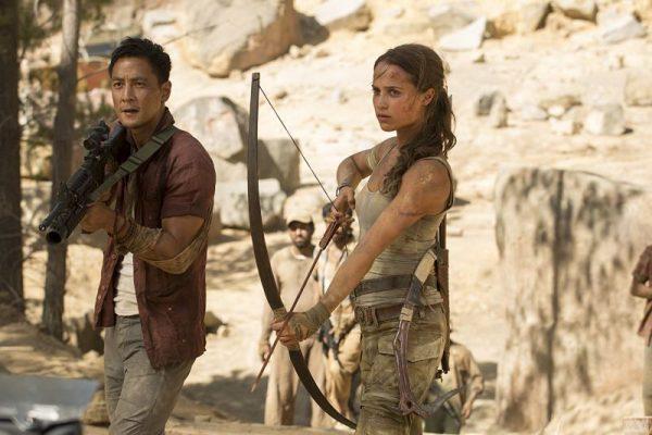tomb raider 2018 movie screencap 4 600x400 - Đánh giá phim Tomb Raider: Huyền thoại bắt đầu