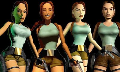 Tomb Raider trilogy remaster