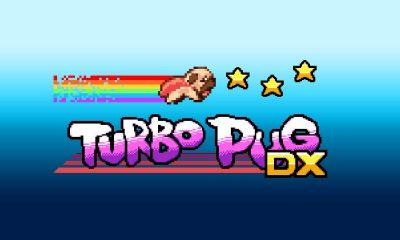 turbo pug dx featured 400x240 - Đang miễn phí tựa game Turbo Pug DX trên Steam