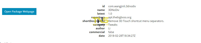 tweakcompatible 1 - tweakCompatible: kiểm tra tweak tương thích iOS máy bạn, hỗ trợ 12.4