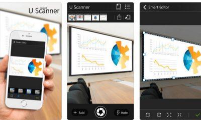 u scanner featured 400x240 - U Scanner - Ứng dụng scan tài liệu với tính năng Auto De-skew độc đáo