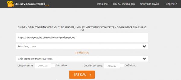 Tổng hợp 17 trang web thay thế KeepVid để tải nhạc, video YouTube 14