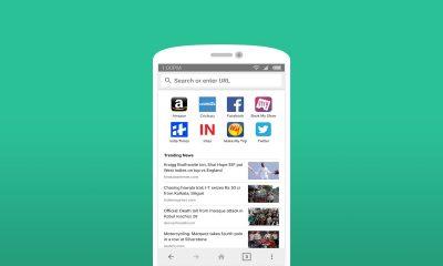 4 trình duyệt gọn nhẹ cho Android 400x240 - 5 trình duyệt gọn nhẹ, bảo mật cho Android